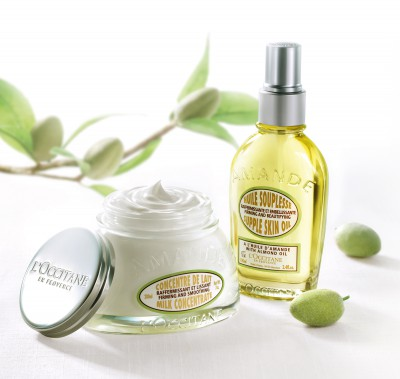 Almond L'Occitane Beauty
