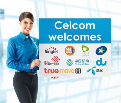 Celcom Inbound Roaming