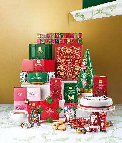 Marks & Spencer Xmas 2018