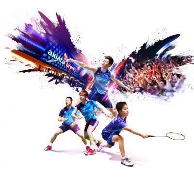 Axiata Badminton Msia Open